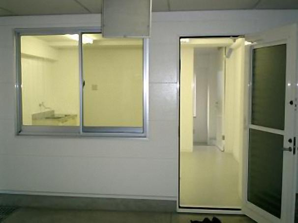 1Fの事務室